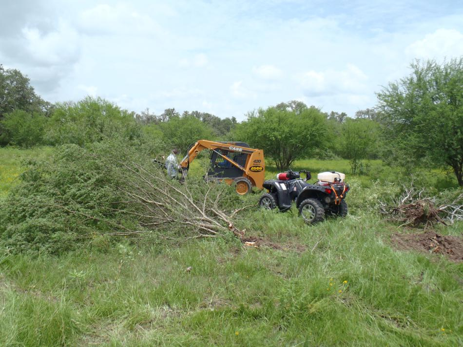 LongBranch Ranch and Ag Services | Texas Agriculture Brush Clearing