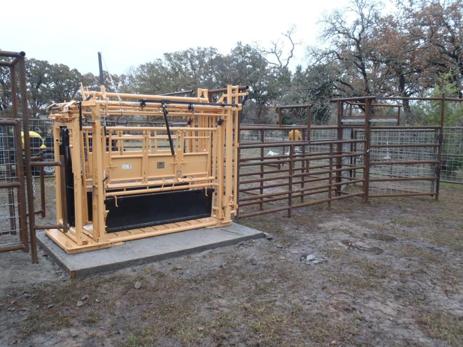 Longbranch Ranch And Ag Services Texas Cattle Pens