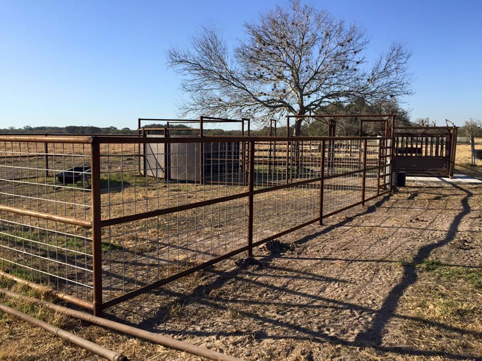 Corral Fence Fort Worth Wyoming Farm And Cattle Ranch For