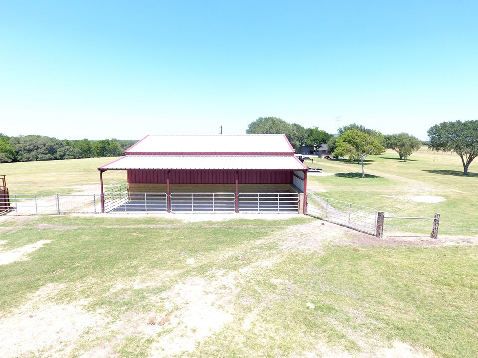 Small Cattle Handling Facility; 59.